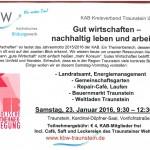 KAB Traunstein - Gut wirtschaften 2016